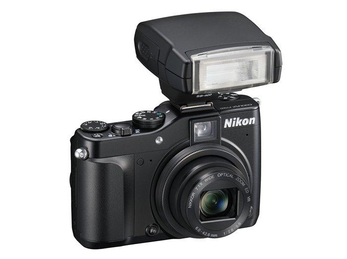 NIKON P7000 accessoire flash