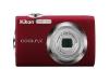 NIKON S3000 : rouge passion