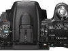 SONY A560 : vue commande
