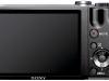 DSC-HX5V : vue de dos
